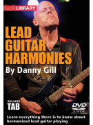 Lick Library: Lead Guitar Harmonies (DVD)