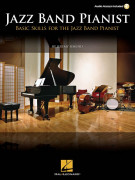 Jazz Band Pianist (book/Audio Online)