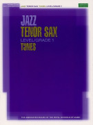 ABRSM Jazz: Tenor Sax Level/Grade 1 (CD play-along)