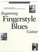 Beginning Fingerstyle Blues Guitar (book/CD)