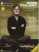 Jazz Play-Along volume 42: Gerry Mulligan Favorites (book/CD)