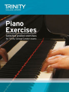 Trinity College: Piano Exercises - Initial to Grade 8