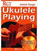 RGT - Ukulele Playing - Initial Stage (book/CD)