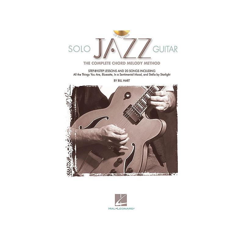 Solo Jazz Guitar Bill Hart Guitar Chord Melody