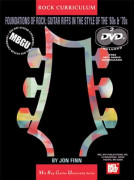 Rock Curriculum: Guitar Riffs in the Style of the '60s & '70s (book/2 DVD)