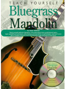Teach Yourself Bluegrass Mandolin (book/CD)