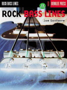 Rock Bass Lines (book/CD)