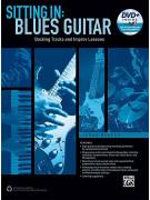 Sitting In: Blues Guitar (book/DVD)
