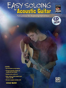 Easy Soloing for Acoustic Guitar (book/CD)