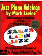 Piano Voicings From The Volume 64 Play-A-Long