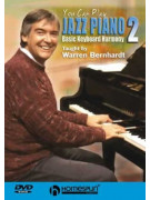 You Can Play Jazz Piano 2 (DVD)