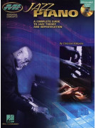 Jazz Piano: a  Complete Guide to Jazz Theory & Improvisation (book/CD)