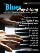 The Blues Play-A-Long and Solos Collection for Piano Beginner Series
