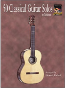 50 Classical Guitar Solos in Tablature
