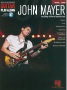 John Mayer: Guitar Play-Along Volume 189 (book/Audio Online)