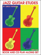 Jazz Guitar Etudes (book/CD)