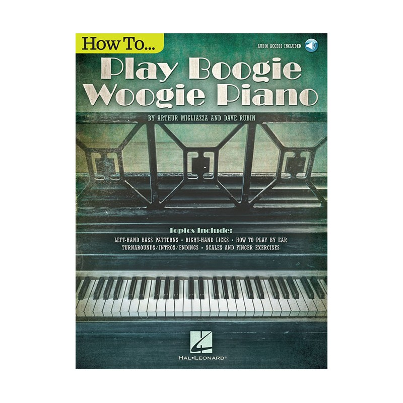 Christian Morris - How to Play Boogie Woogie Piano ...