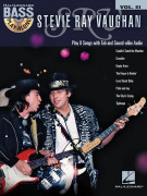 Stevie Ray Vaughan: Bass Play-Along Volume 51 (book/CD)