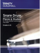Snare Drum Pieces & Studies 2007 Grades 6-8
