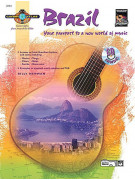 Guitar Atlas: Brazil (book/CD)