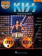 Kiss: Drum Play-Along Volume 39 (book/CD)