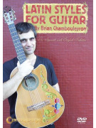 Latin Styles For Guitar (DVD)