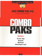 Jazz combo Pak 10 (book/CD)