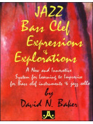 Jazz Expressions & Explorations - Bass Clef