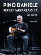 Pino Daniele per chitarra classica - Soli e duetti libro/CD)