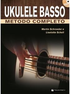Ukulele basso - Metodo completo (libro-DVD)