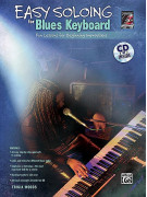 Easy Soloing for Blues Keyboard (book/CD)