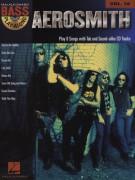 Aerosmith: Bass Play-Along Volume 36 (book/CD)