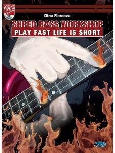 Shred Bass Workshop (libri/CD)