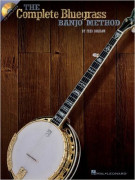 The Complete Bluegrass Banjo Method (book/CD)