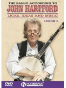 The Banjo According: Licks, Ideas & Music Vol.2 (DVD)