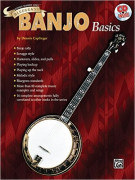 Bluegrass Banjo Basics (book/CD)