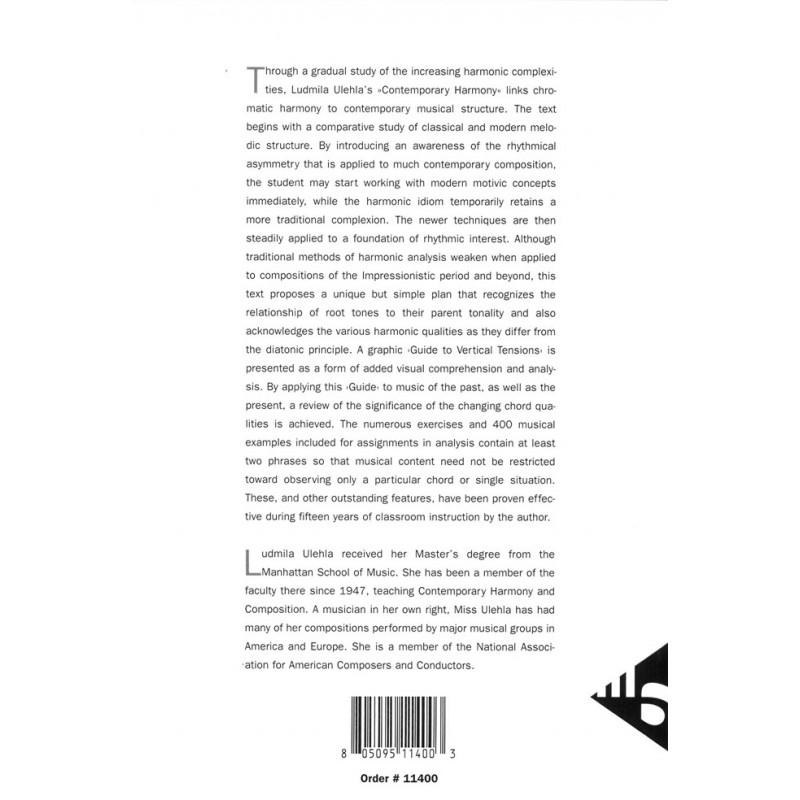 LUDMILA ULEHLA CONTEMPORARY HARMONY PDF