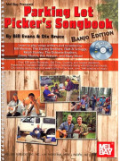 Parking Lot Picker's Songbook - Banjo Edition (book/2 CD)