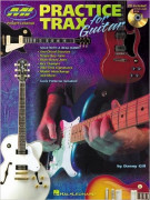 Practice Trax For Guitar (book/CD)