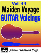Maiden Voyage: Guitar Voicings (book/CD)