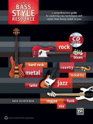 The Bass Style Resource (book/CD)