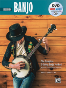 The Complete 5-String Banjo Method: Beginning (book/DVD)