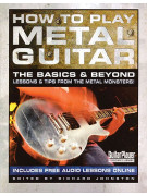 How to Play Metal Guitar: the Basics & Beyond