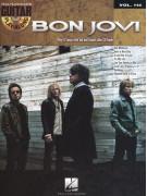 Bon Jovi: Guitar Play-Along Volume 114 (book/CD)