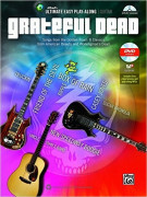 Ultimate Easy Guitar Play-Along: Grateful Dead (book/DVD)
