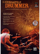 The Versatile Drummer (book/CD)