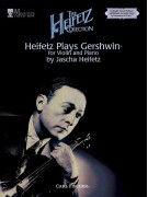 Heifetz Plays Gershwin (for violin & piano)