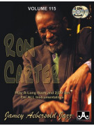 Ron Carter (book/2 CD play-along)