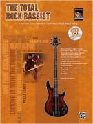 The Total Rock Bassist (book/CD)