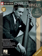 Jazz Play-Along Volume 68: Charles Mingus (book/CD)